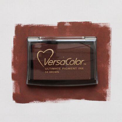 brown versacolor ink pad