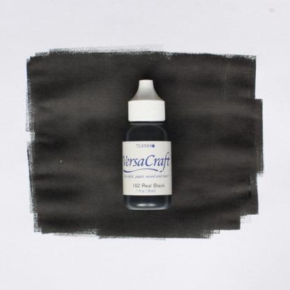 black versacraft ink refill bottle