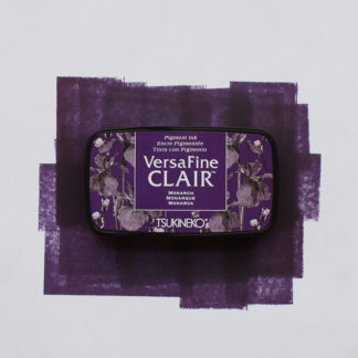 dark purple ink pad