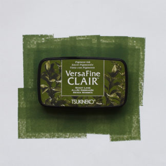 leafy green ink pad